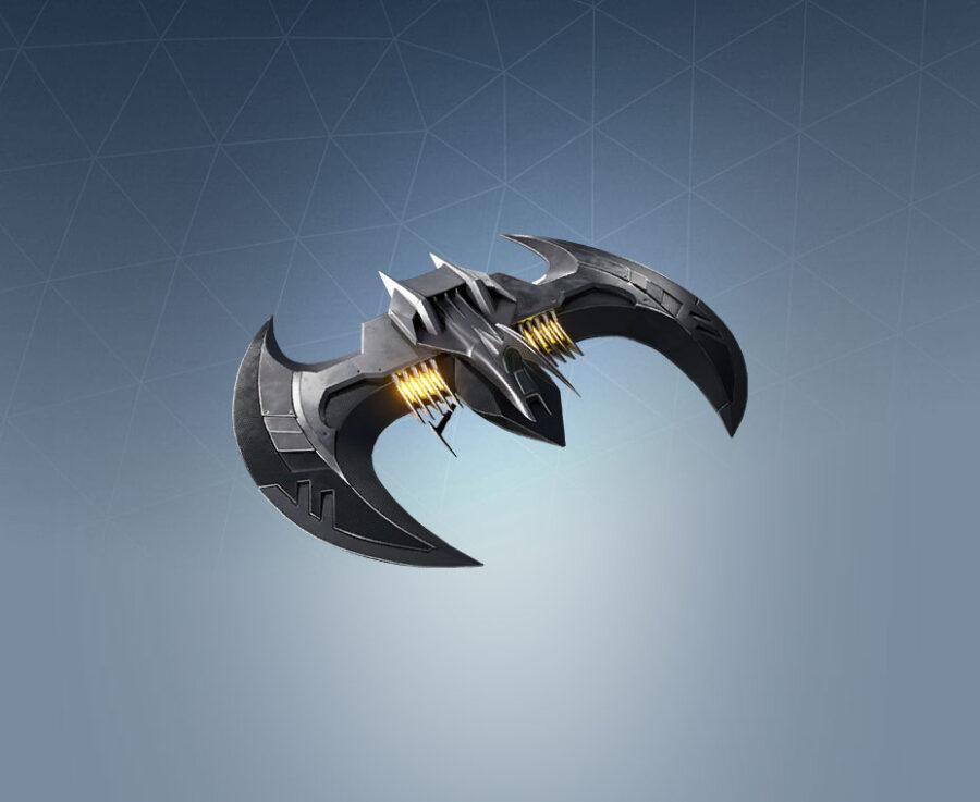 Batwing Glider