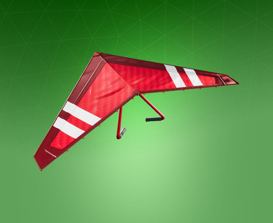 Sky Stripe Glider