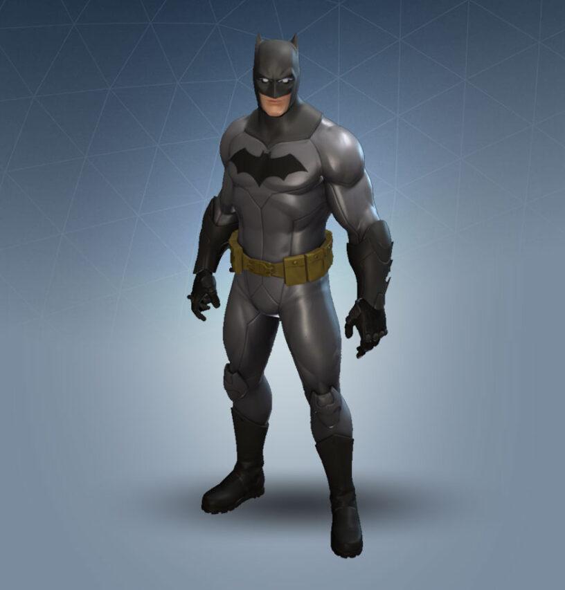 Batman Comic Book Outfit Skin