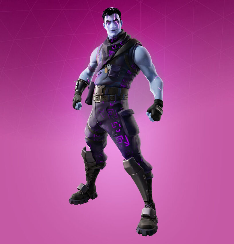 Dark Jonesy Skin