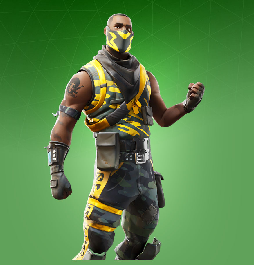 Fortnite Knockout Skin - Outfit, PNGs, Images - Pro Game ...