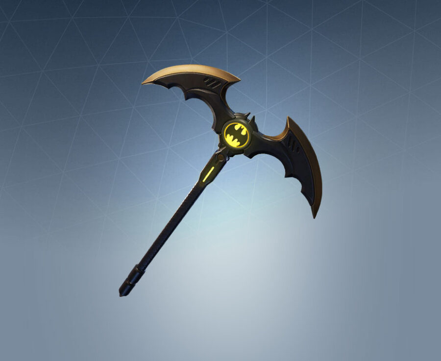 Batman Pickaxe Harvesting Tool
