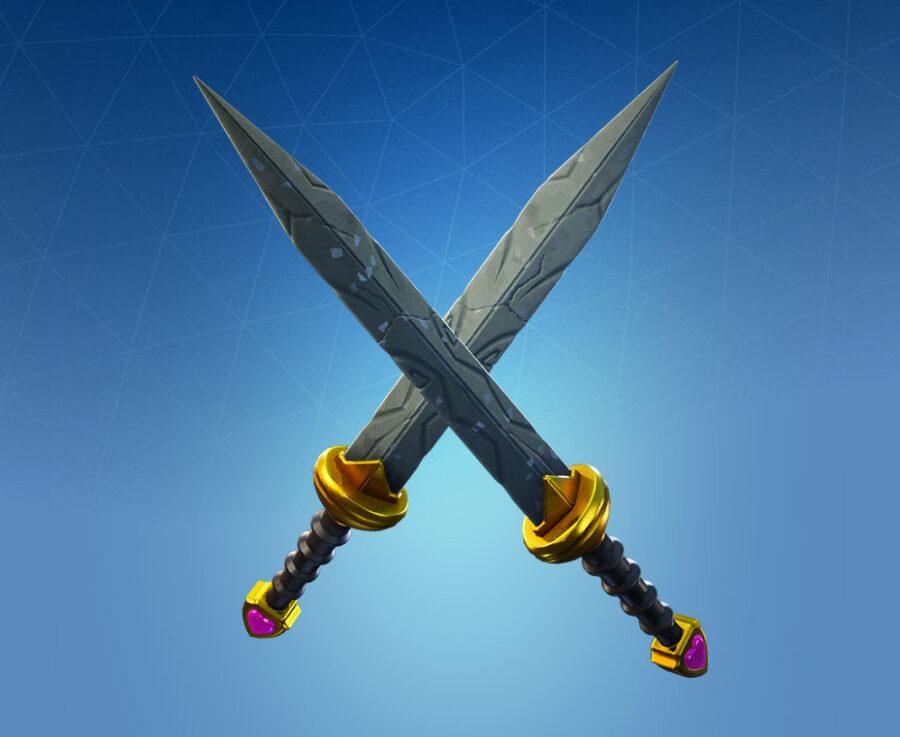 Cupid's Daggers Harvesting Tool