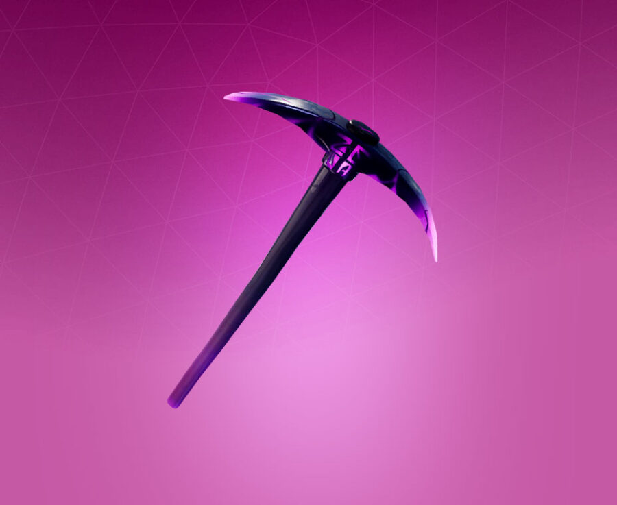 Dark Axe Harvesting Tool