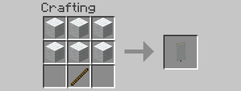 How To Make A Shield In Minecraft Pro Game Guides