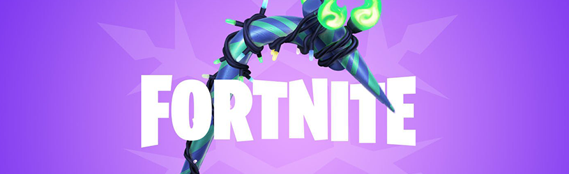 Fortnite How To Get The Minty Pickaxe Pro Game Guides