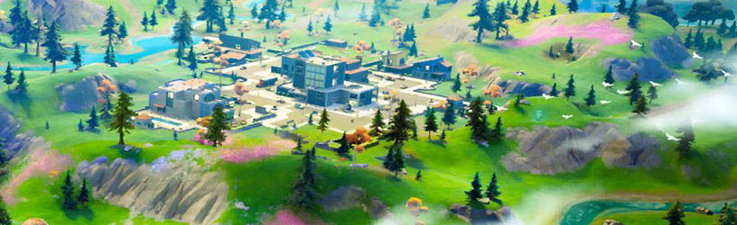 Fortnite Landmark Locations Map Discover Quest Challenge Pro