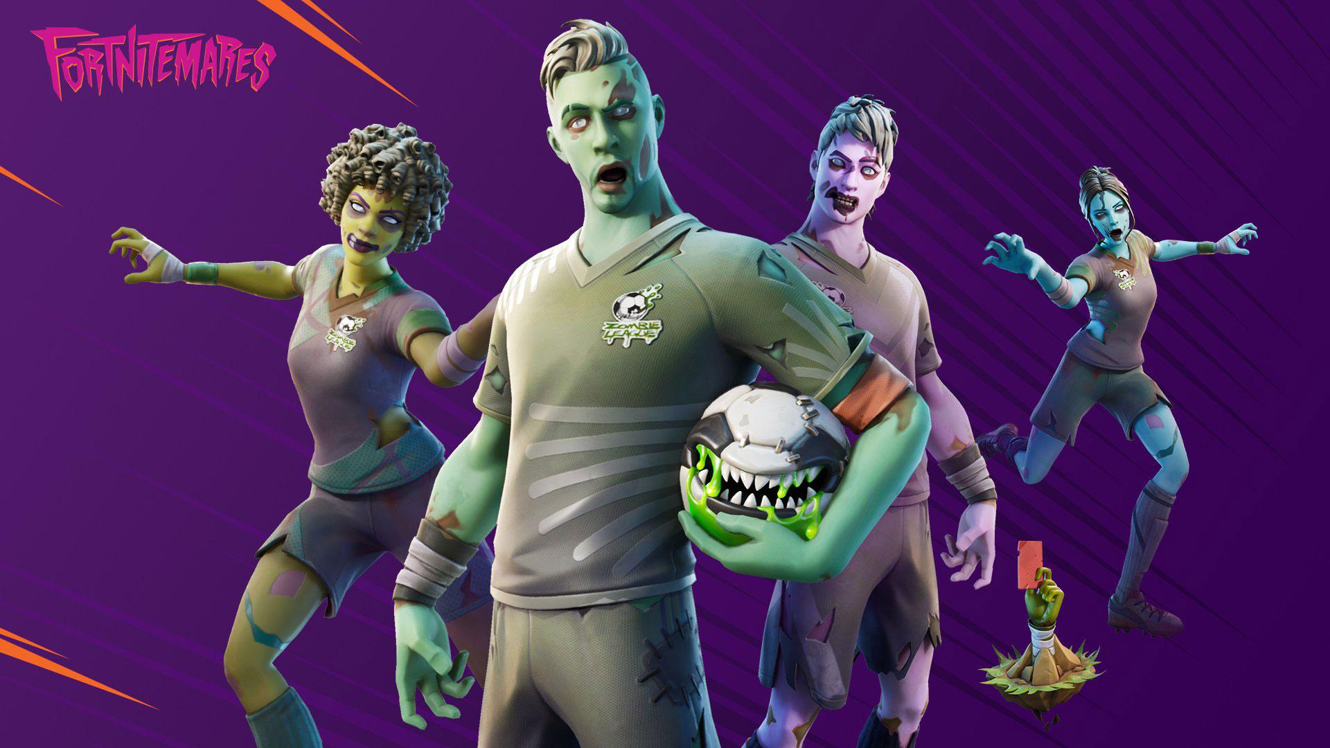 Fortnitemares Halloween 2019 Release Date Skins Leaks Pro Game Guides