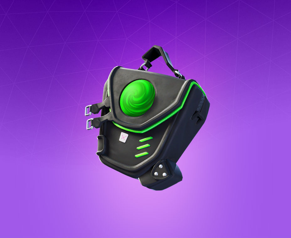 Fortnite Bag of Shadows Back Bling - Pro Game Guides