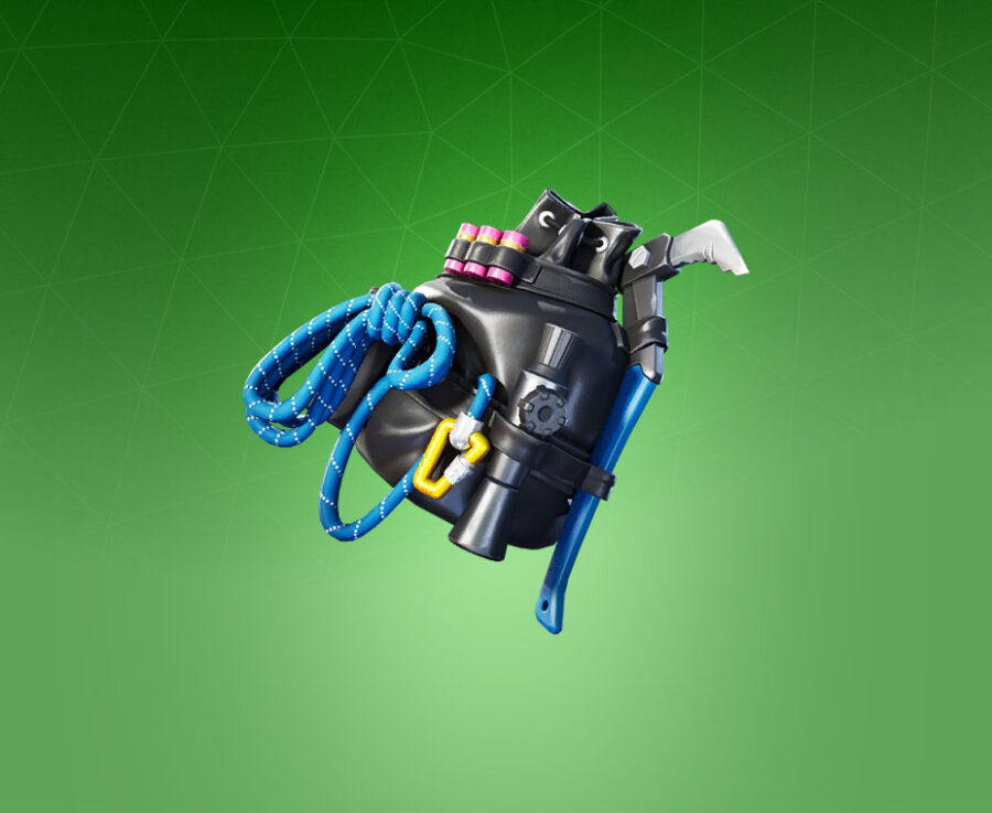 Basecamp Bag Back Bling