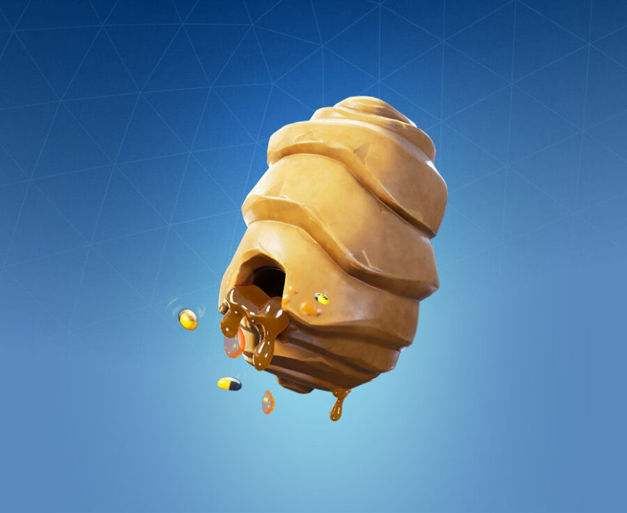 Buzzy Bag Back Bling