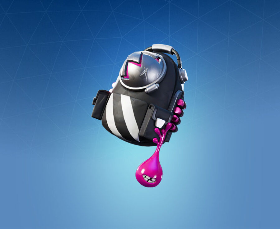 Containment Unit Back Bling