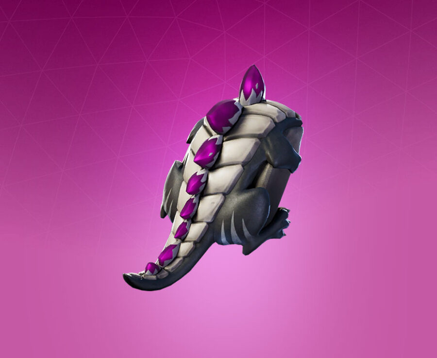 Dark Scaly Back Bling