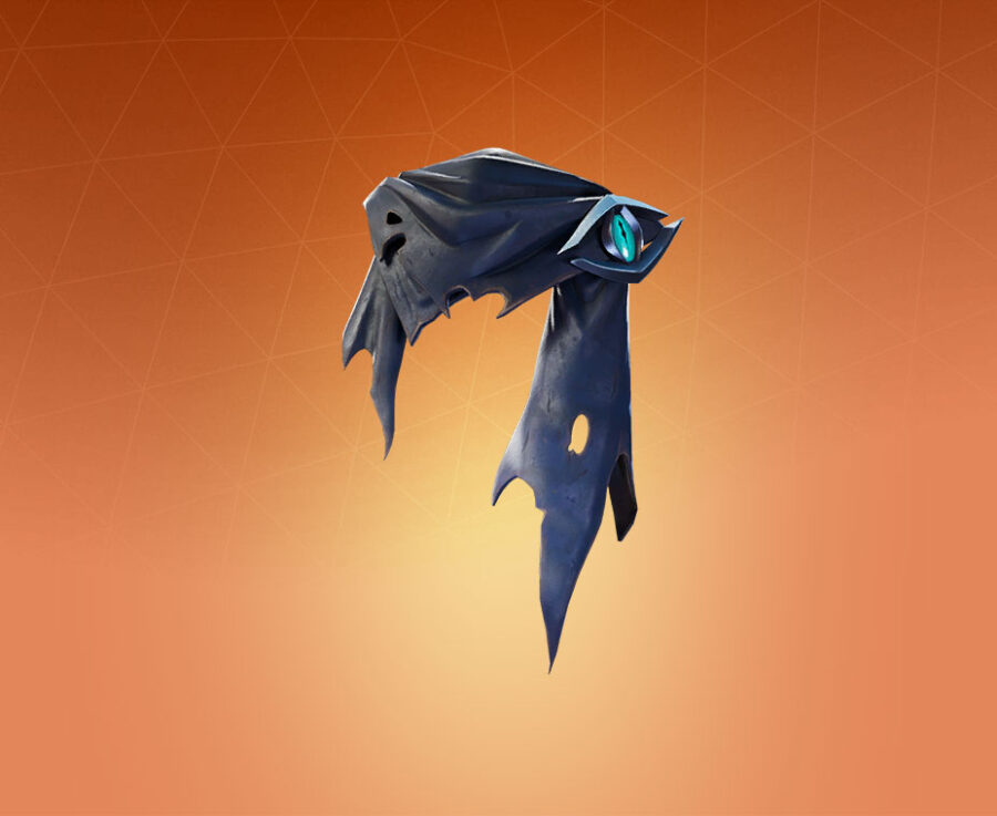 Second Sight Back Bling
