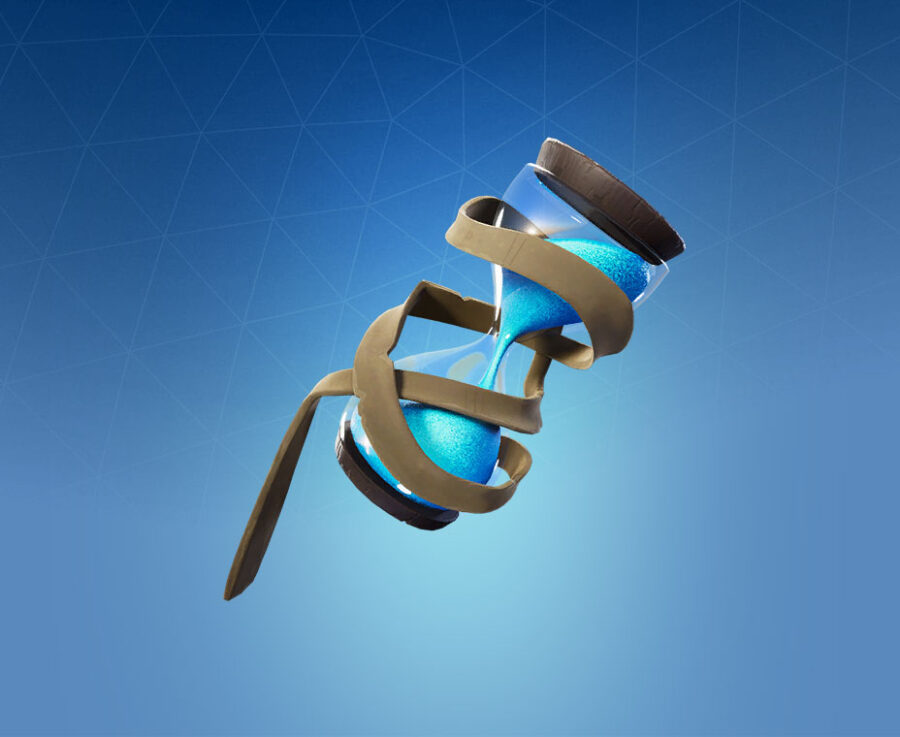 Time Keeper Back Bling