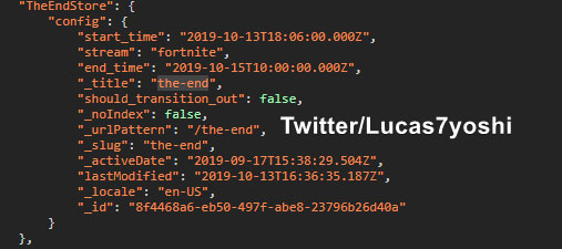 Fortnite Black Hole Event Guide Numbers Meaning End Date