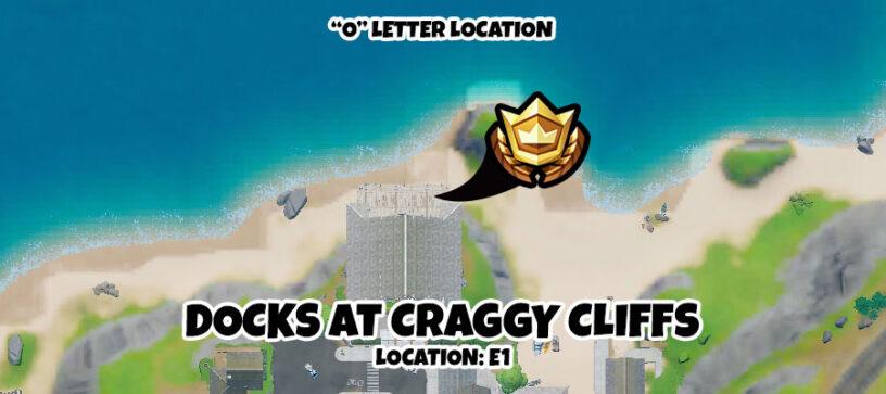 Fortnite Hidden O Location Chapter 2 Season 1 Pro Game