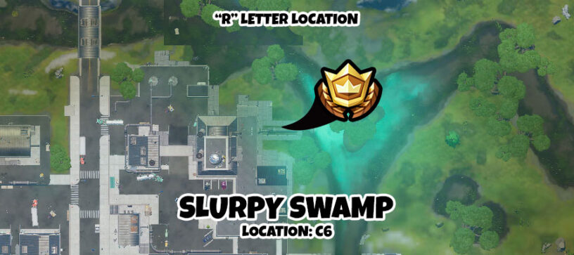 Fortnite Letters Locations Guide Chapter 2 Season 1