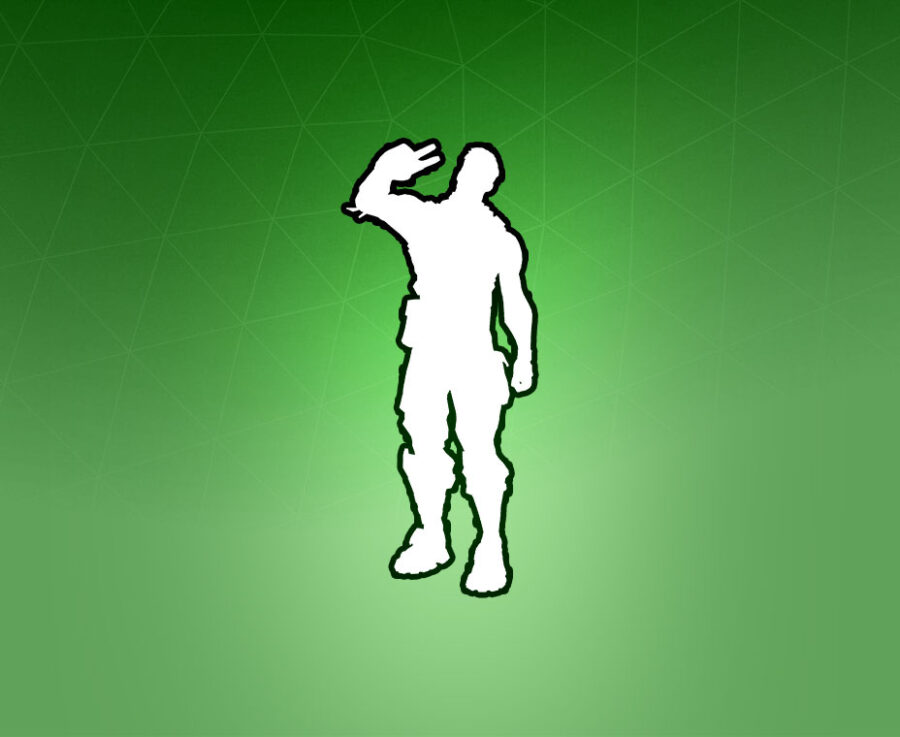 Respect the Peace Emote