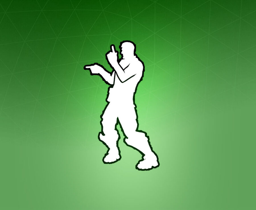 Sharpshooter Emote
