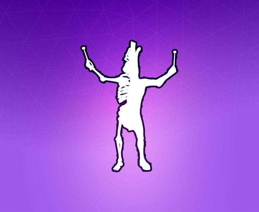 Xylo-bone Emote
