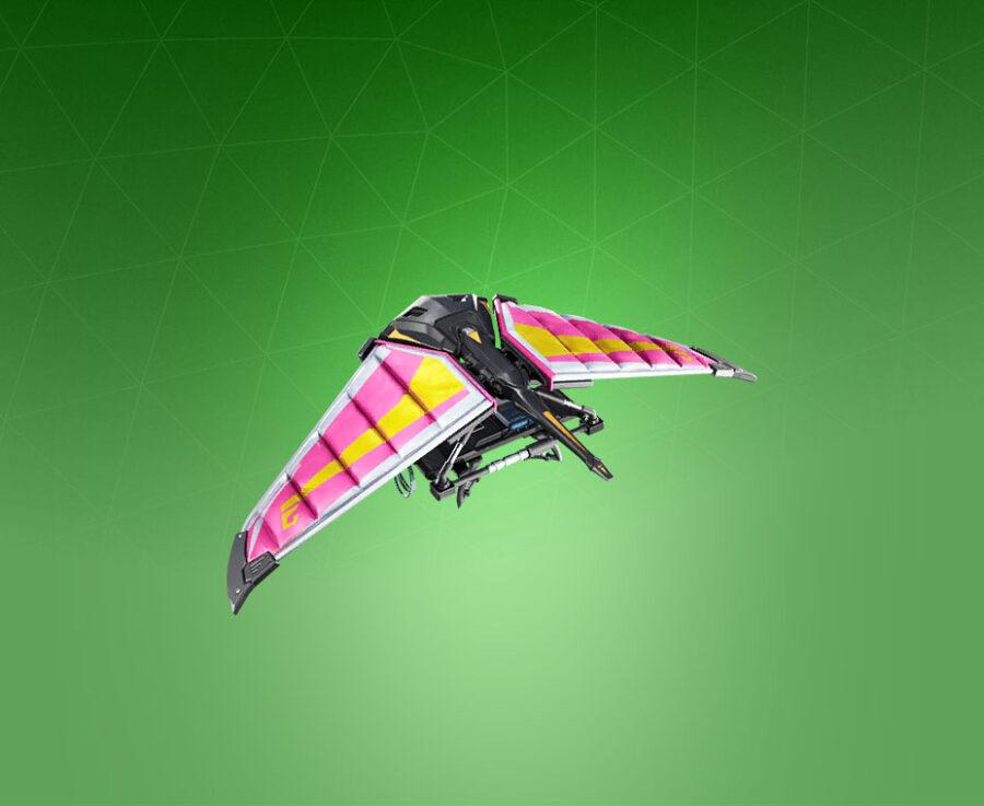 Base Jumper Glider