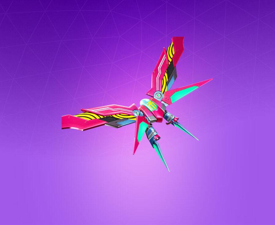 Metalmark Glider
