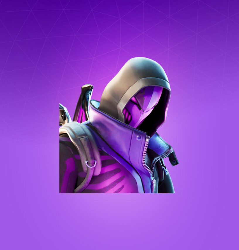 Blacklight Skin