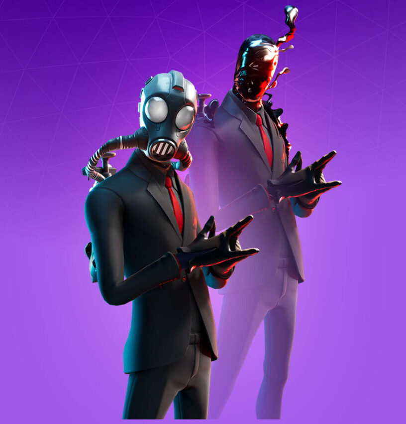 Chaos Agent Skin