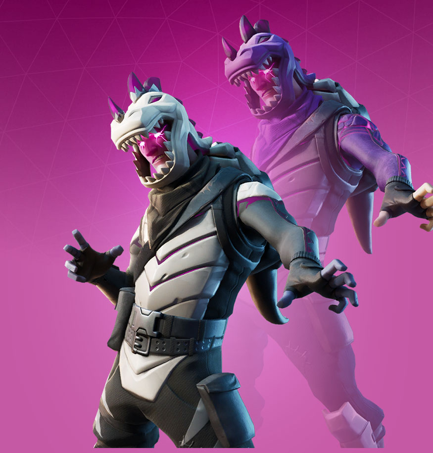 Fortnite Dark Rex Skin - Character, PNG, Images - Pro Game ...
