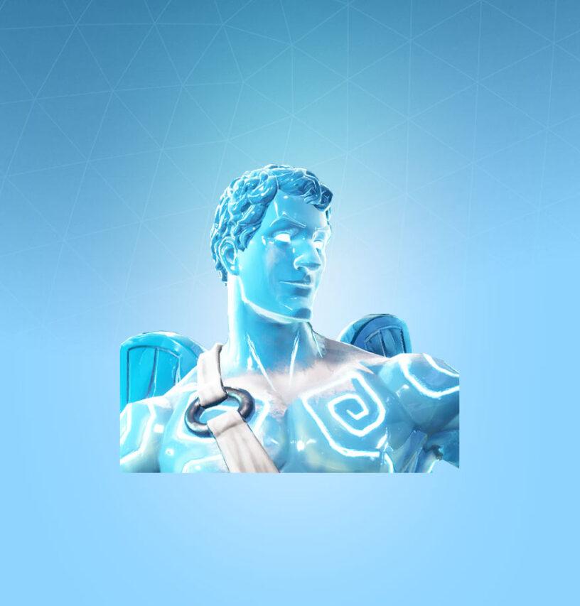 Frozen Love Ranger Skin