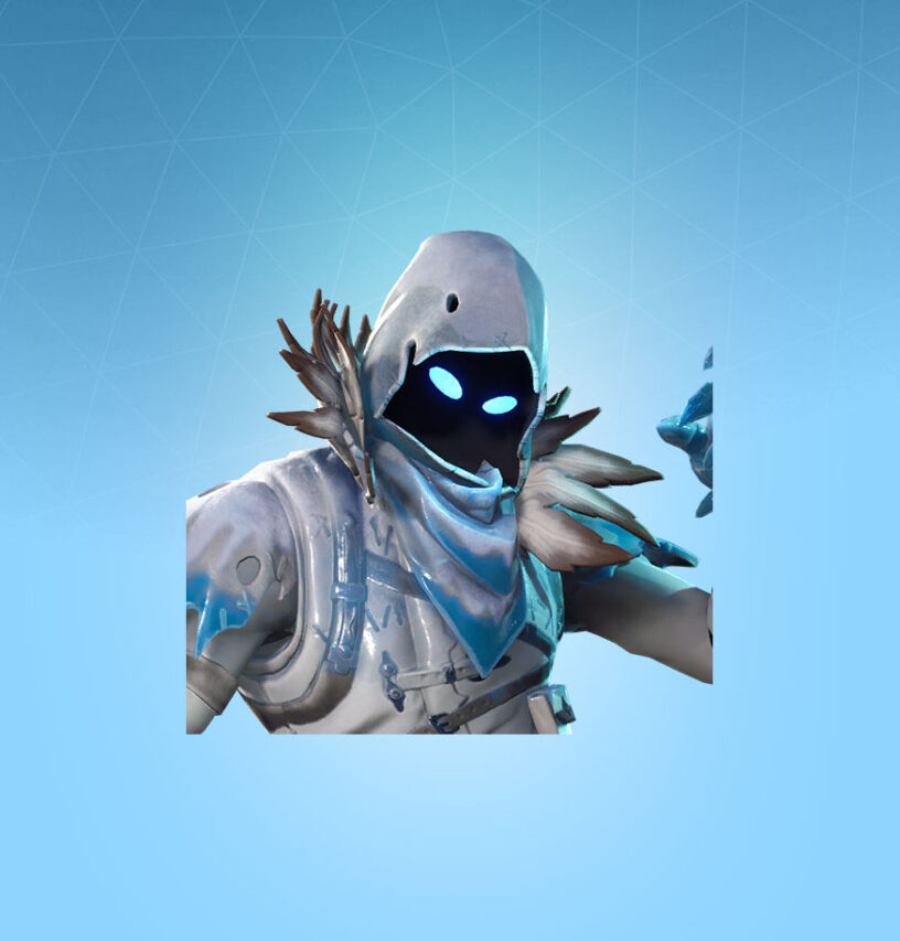 Fortnite Frozen Raven Skin Character Png Images Pro Game Guides