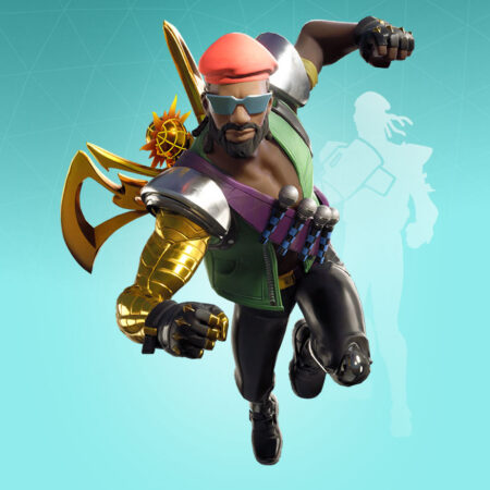 Major Lazer skin