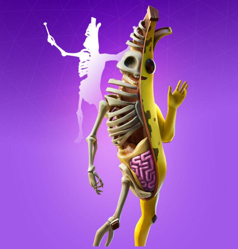 Peely Bone Skin