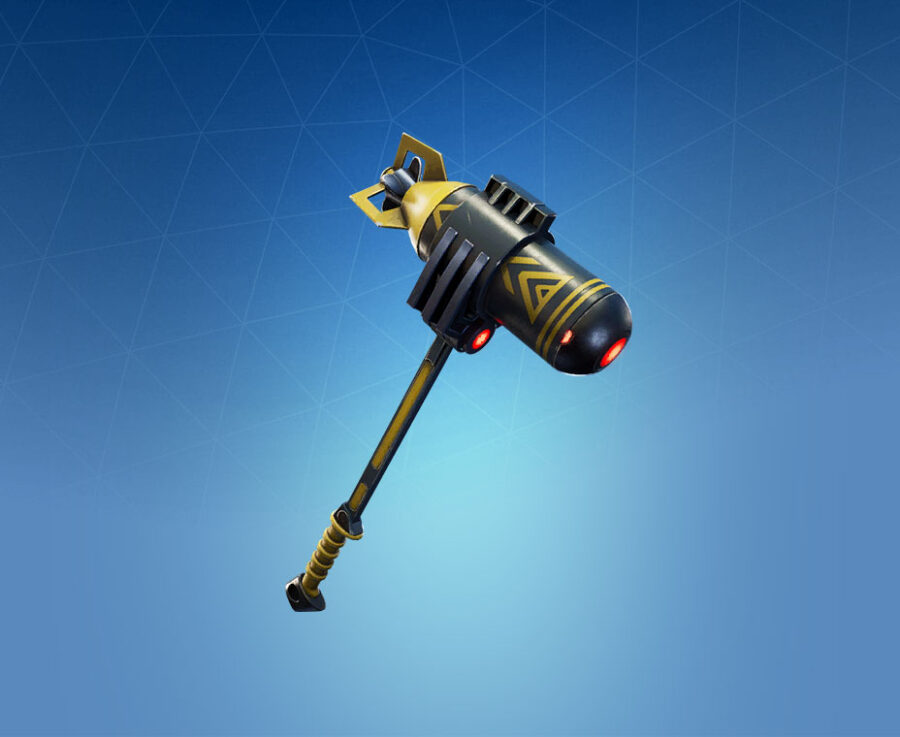 Depth Charger Harvesting Tool