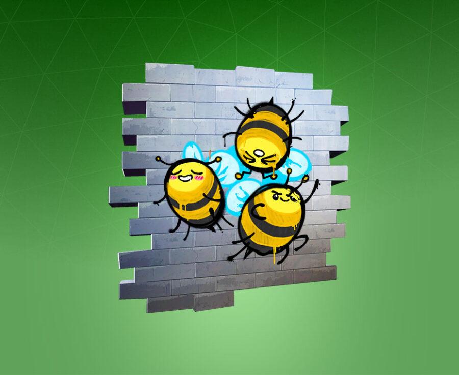 Bees! Spray