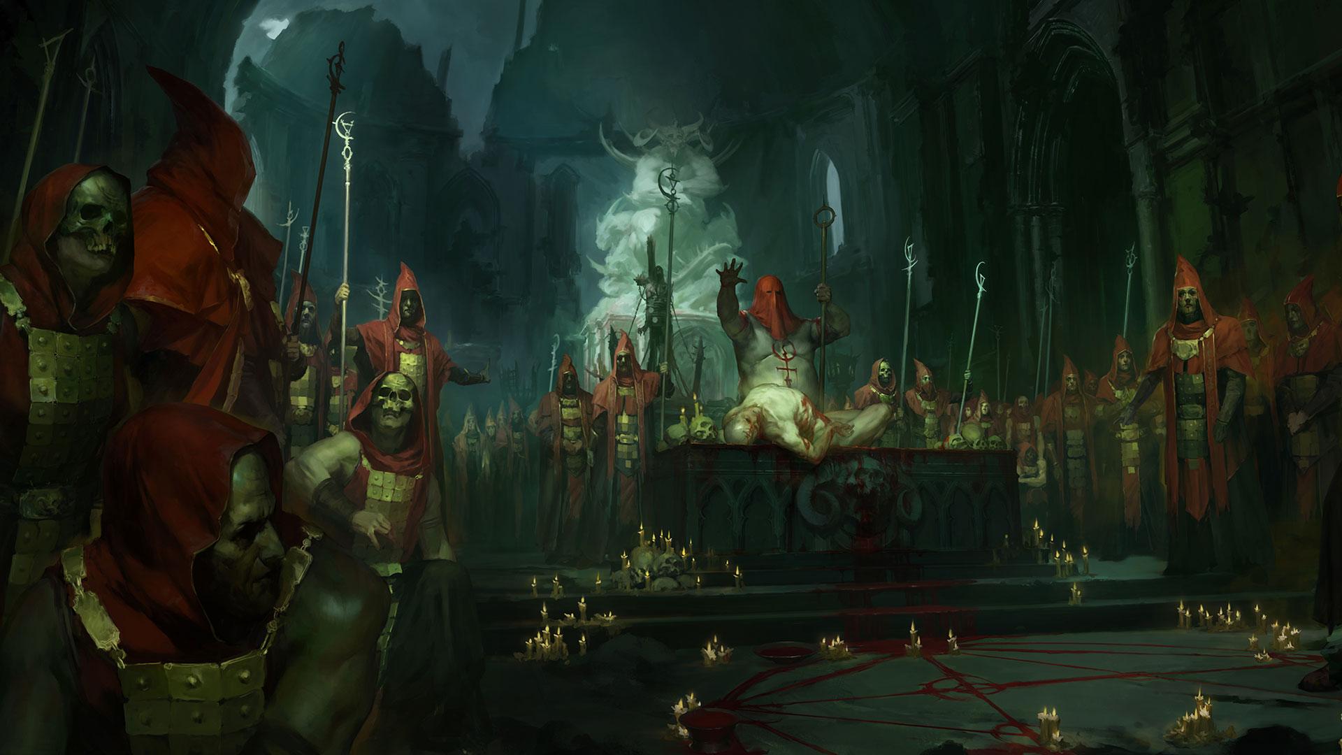 Diablo 4 Wallpapers Hd Desktop Mobile Backgrounds Pro