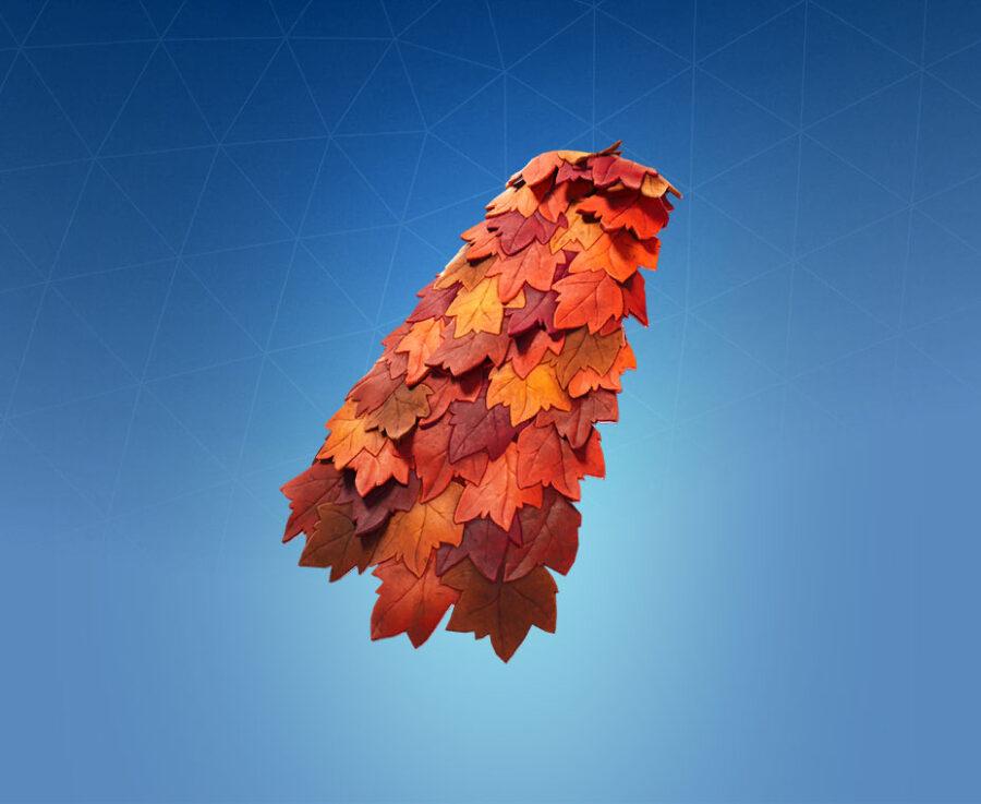 Autumn's Mantle Back Bling