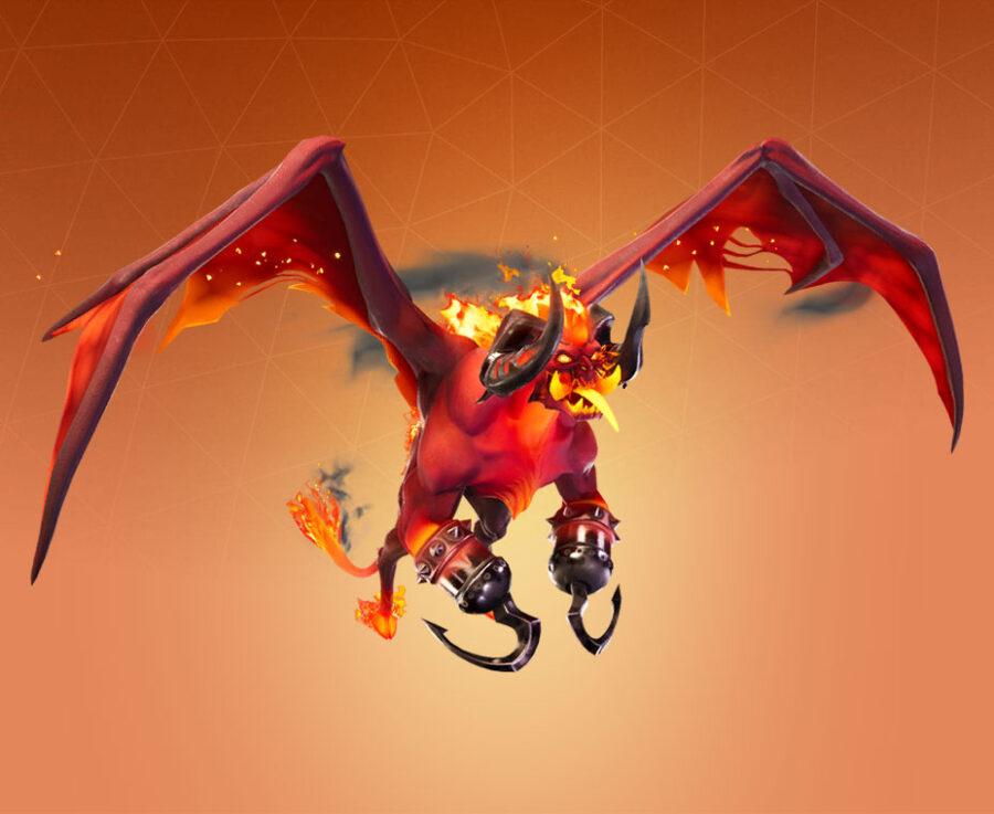 Burning Beast Glider
