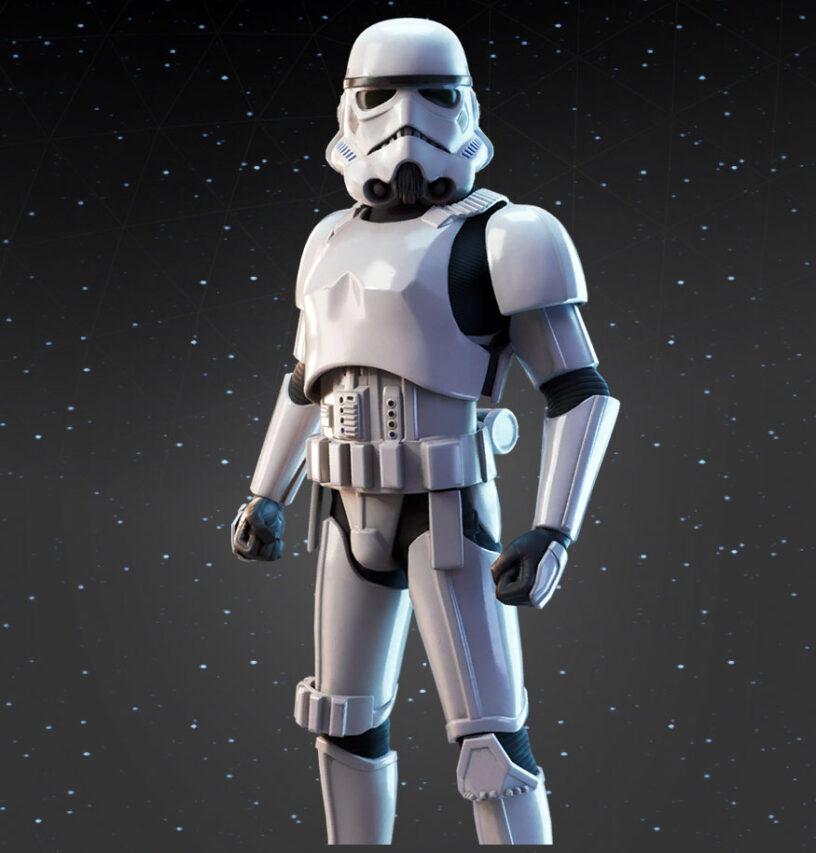Imperial Stormtrooper Skin
