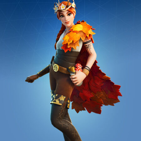 The Autumn Queen skin