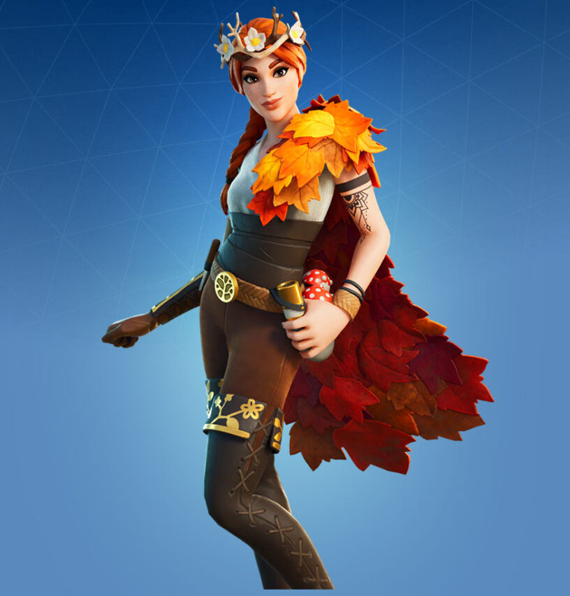 The Autumn Queen Skin