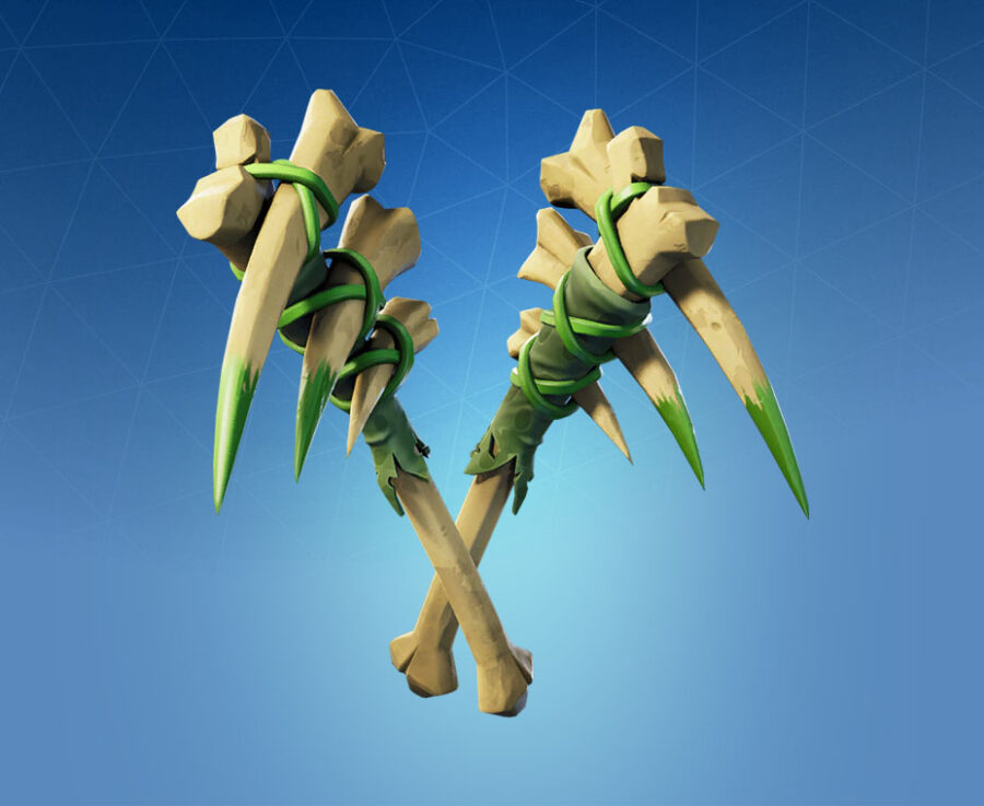 Bone Fangs Harvesting Tool