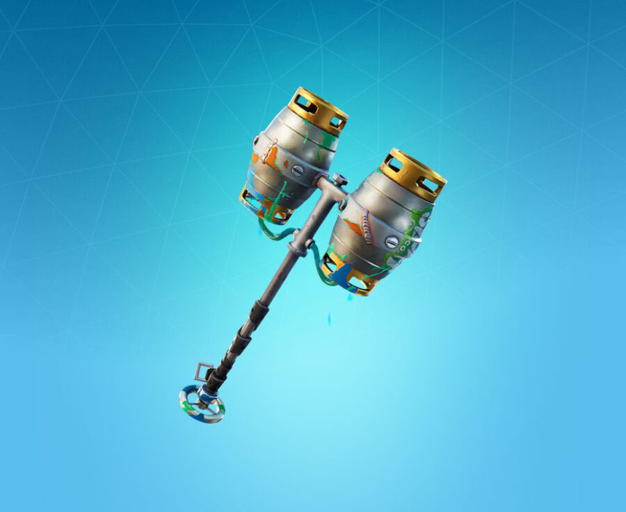 Double Tap Harvesting Tool