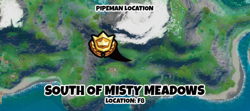 Fortnite Pipeman, Hayman, and Timber Tent Locations - Pro ...