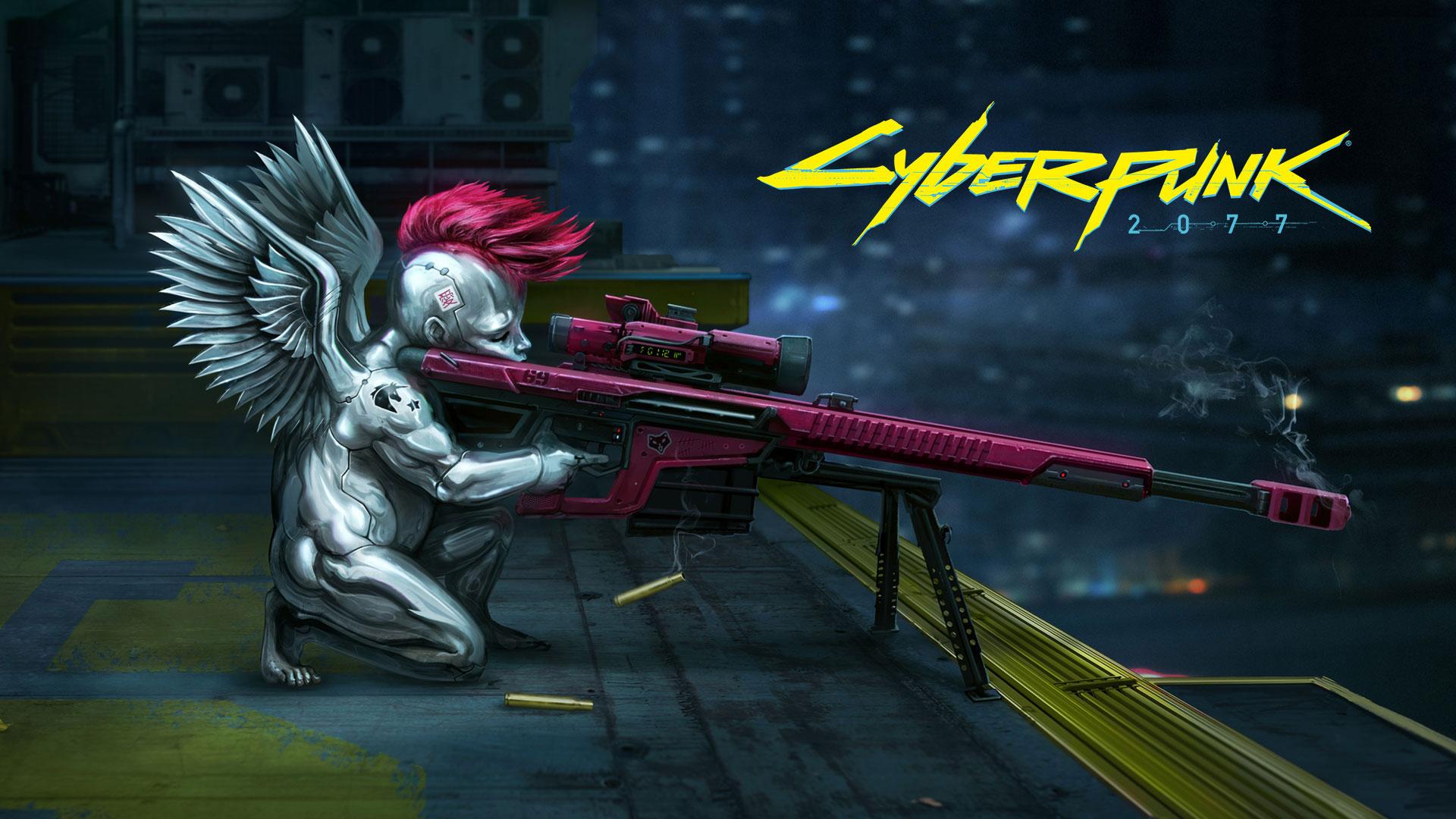 Cyberpunk 2077 Wallpapers - HD Desktop & Mobile ...