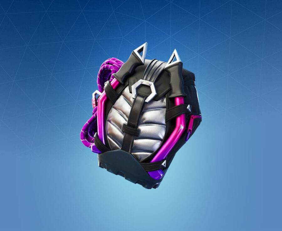 Modern Summit Back Bling