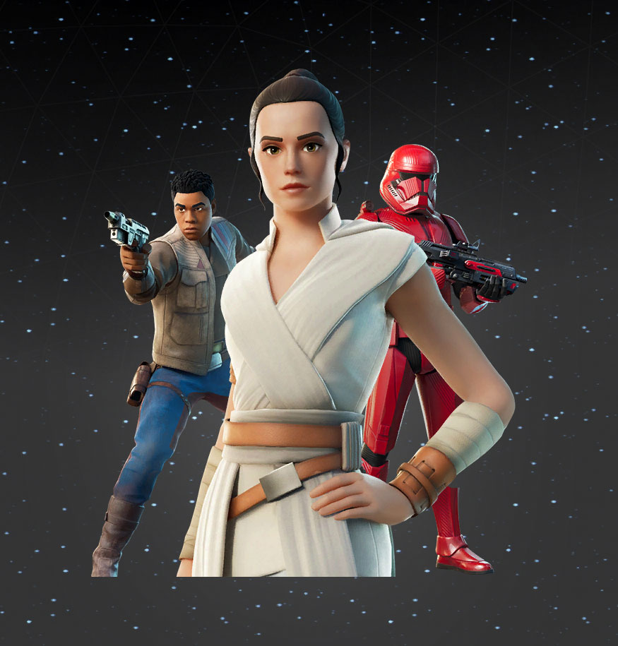 Rise of Skywalker Pack