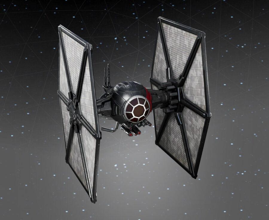 First Order Tie Fighter Glider