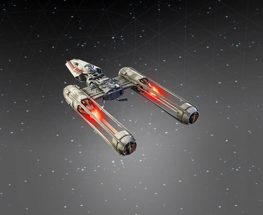 Y-Wing Glider